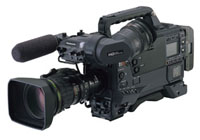 HDX-900 DVCPro HD Camcorder
